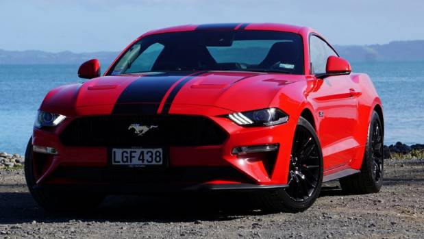 Ford Mustang is the world's best-selling sports coupe…again