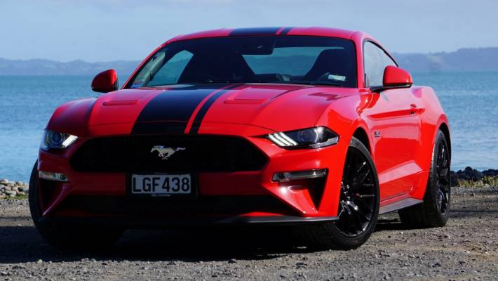Mustang Is The Best Selling Sports Car In The World Again Stuff