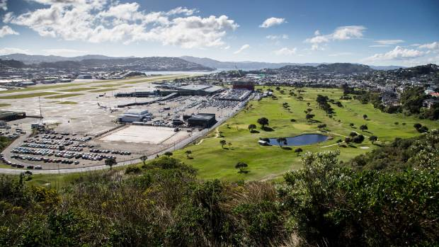 Wellington Airport's increasing demands for more space means it is looking at taking a  big chunk of the  Miramar Golf ...