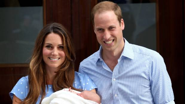 Does Prince William Hint at the Royal Baby's Name?