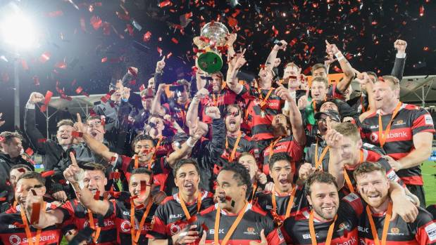 Reigning NPC premiership champions Canterbury will face the All Blacks, along with Otago, in a game of three halves in ...