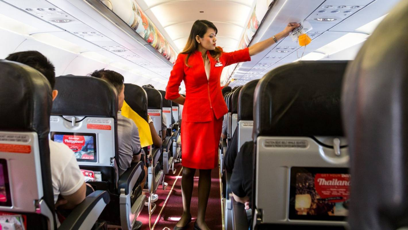 A Flight Attendant S Primary Job Is To Keep You Safe