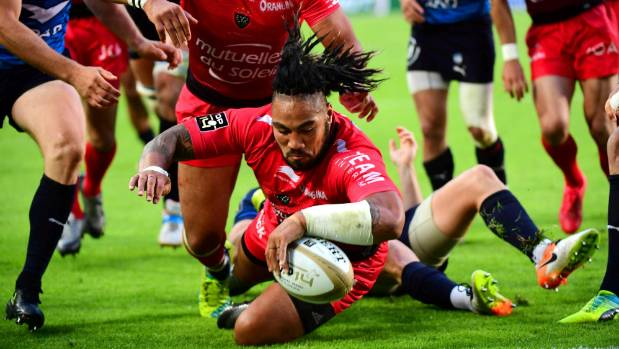 Former All Black Ma'a Nonu Walks Away From Toulon In Shock Move