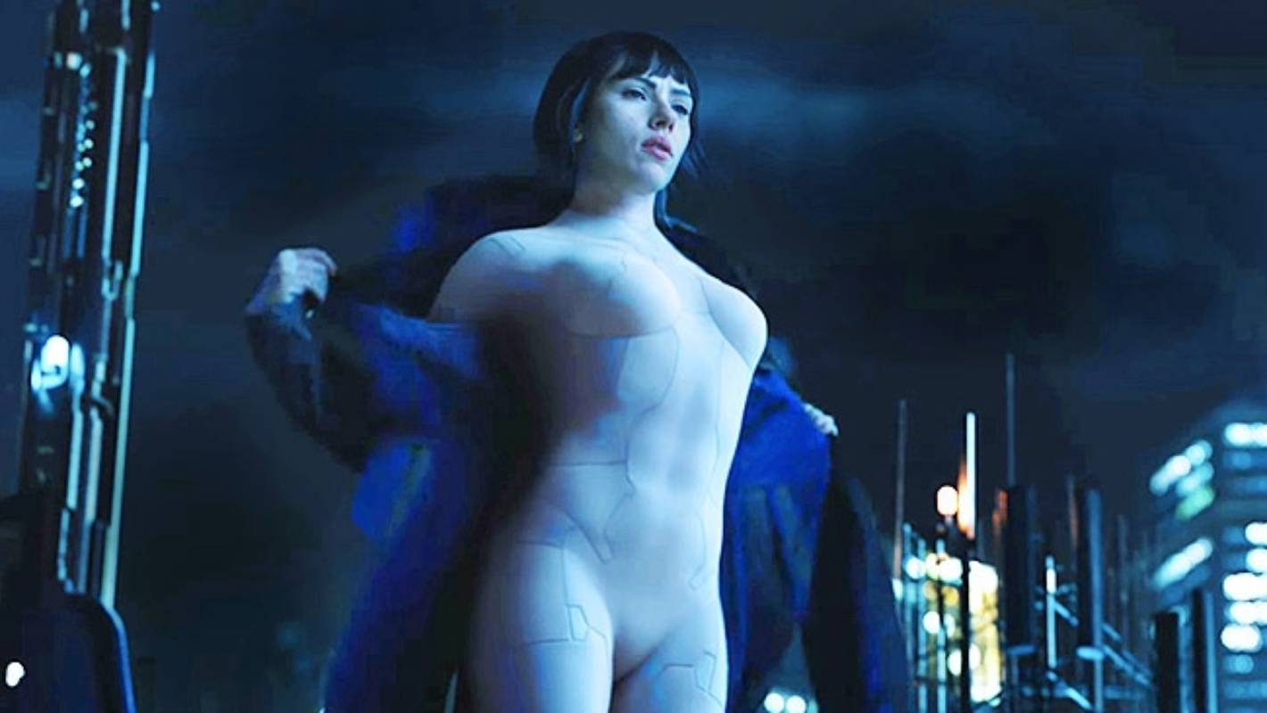 Ghost In The Shell Scarlett Johansson S New Zealand Made Costume To Be Auctioned Stuff Co Nz