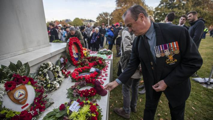 Almost  60 ANZAC Day Services Have Been Cancelled In Auckland