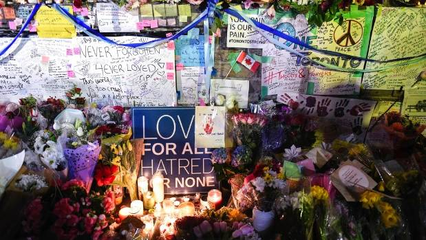 'Jordanian killed in Toronto van attack'