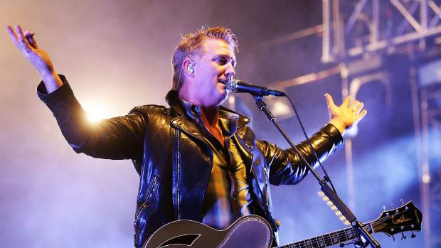 Queens Of The Stone Age Returning To New Zealand In July
