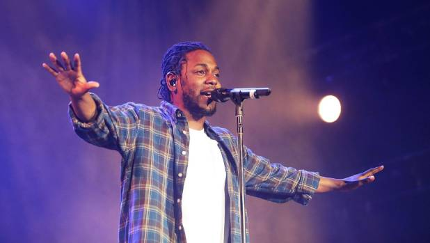 Hip-hop king Kendrick Lamar to visit Dunedin, Auckland in July