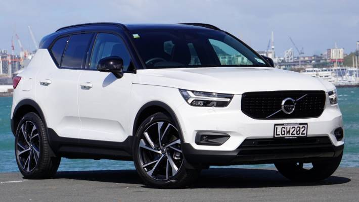 Unboxing Volvo S New Xc40 T5 Baby Suv Stuff Co Nz
