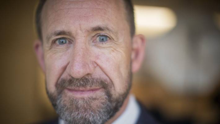 Minister Andrew Little has announced that the government will support the re-entry of the mine.