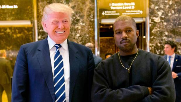 Trump praises Kanye West: I'm honored by his support