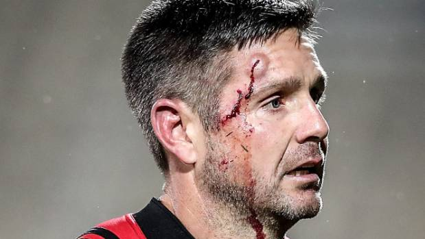 Crusaders coach Robertson makes changes for old foe Brumbies