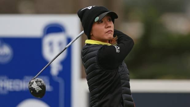 Mediheal Championship: England's Charley Hull one off lead in California