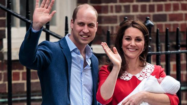 Louis Arthur Charles: The British Royal Baby's Name Is Revealed