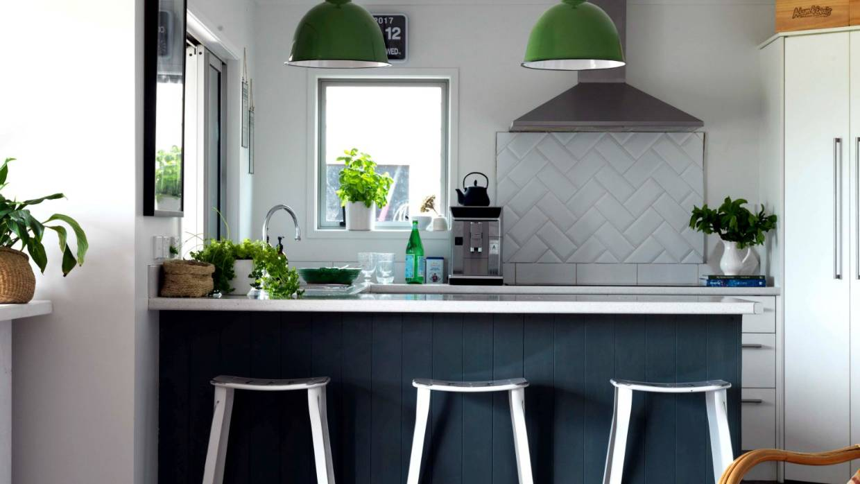 Expert advice on how to make a small kitchen work   Stuff.co.nz
