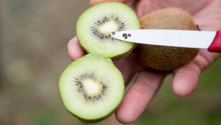 Zespri wants compensation for its prized gold kiwifruit plants being smuggled to China.