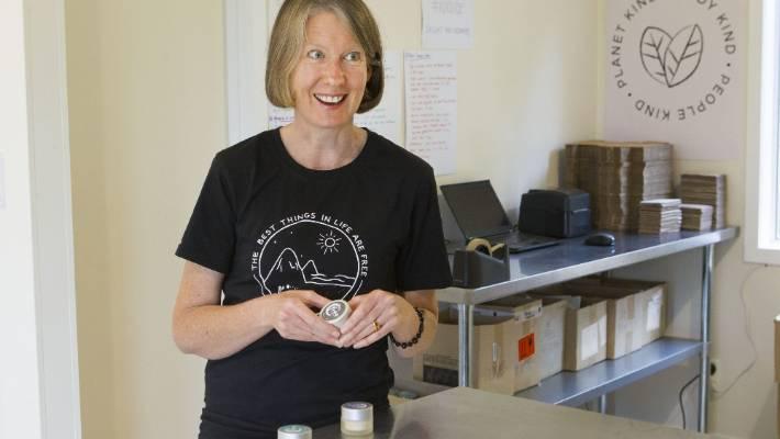 Natural deodorant made in Taranaki has won Organic Product of the