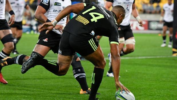 Hurricanes move to the top of the Super Rugby standings