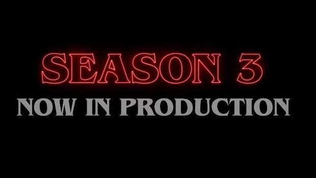 Stranger Things season three has been confirmed