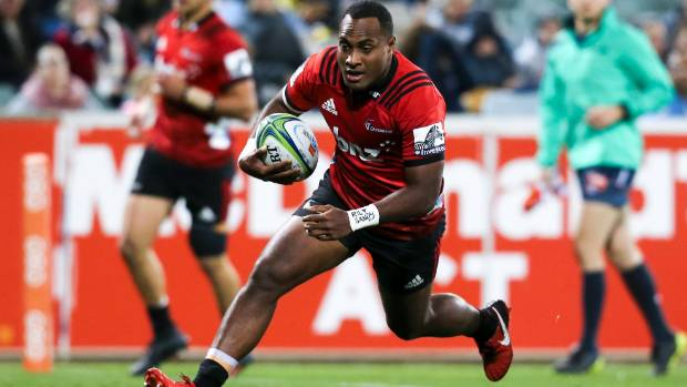 Peni cited for high hit in Crusaders clash