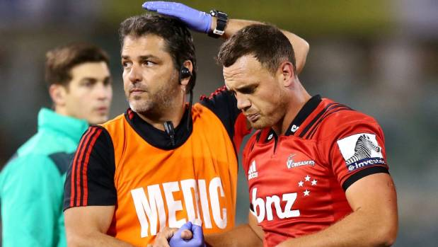 Chance Peni suspended for five weeks for Israel Dagg foul play