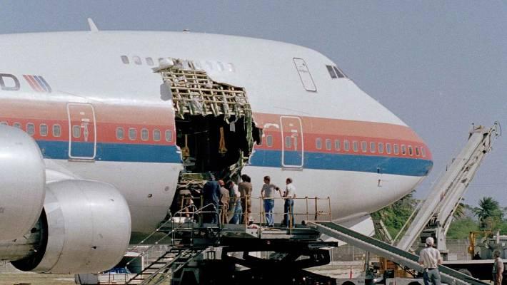 It was so loud and dark': Recalling the horror of Flight 811   Stuff.co.nz