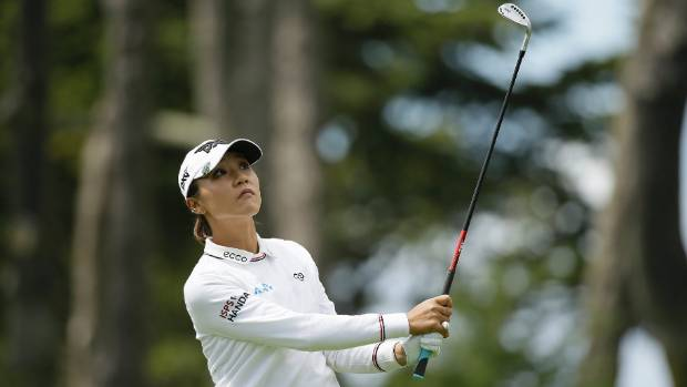 Lydia Ko back in winners circle on LPGA Tour