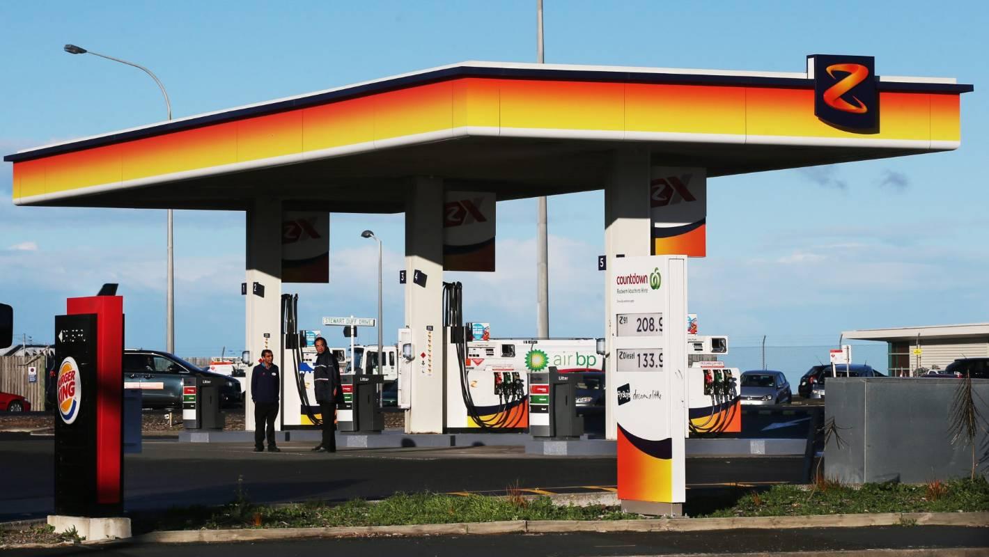 Petrol Prices Around Wellington Near Record High Stuff Co Nz