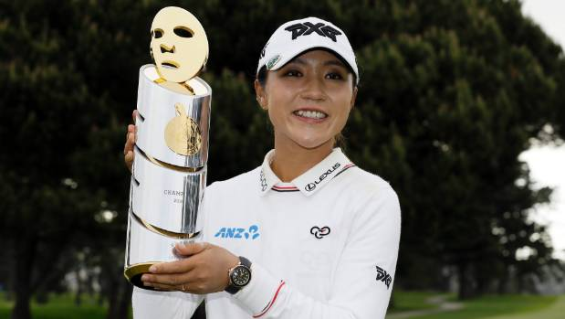Minjee Lee tied for LPGA Tour lead