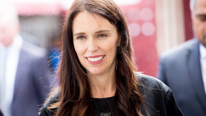 Prime Minister Jacinda Ardern's done a New Zealand playlist    but