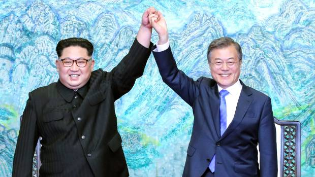 N Korea says peace talks not result of U.S.  pressure