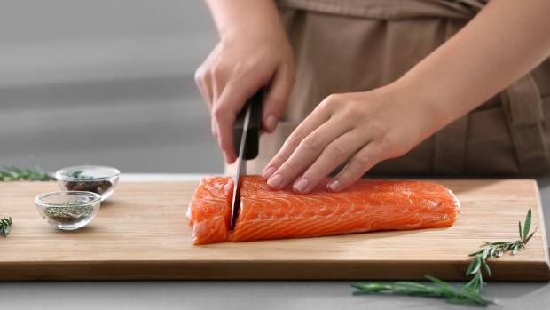 Oily fish could stave off menopause