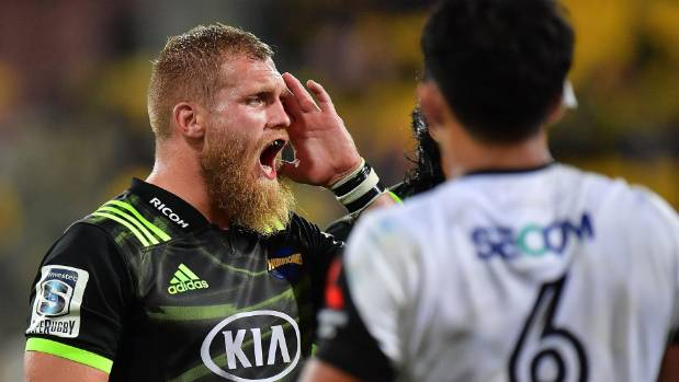 Brad Shields released by NZ Rugby