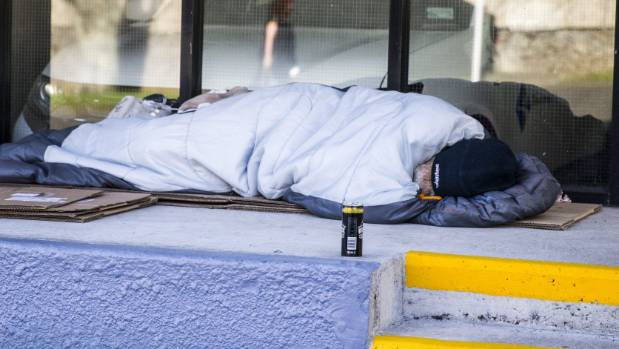 Government puts $100m into homelessness