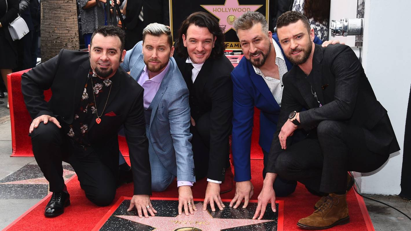 Lance Bass waited to come out as gay to save *NSYNC ...