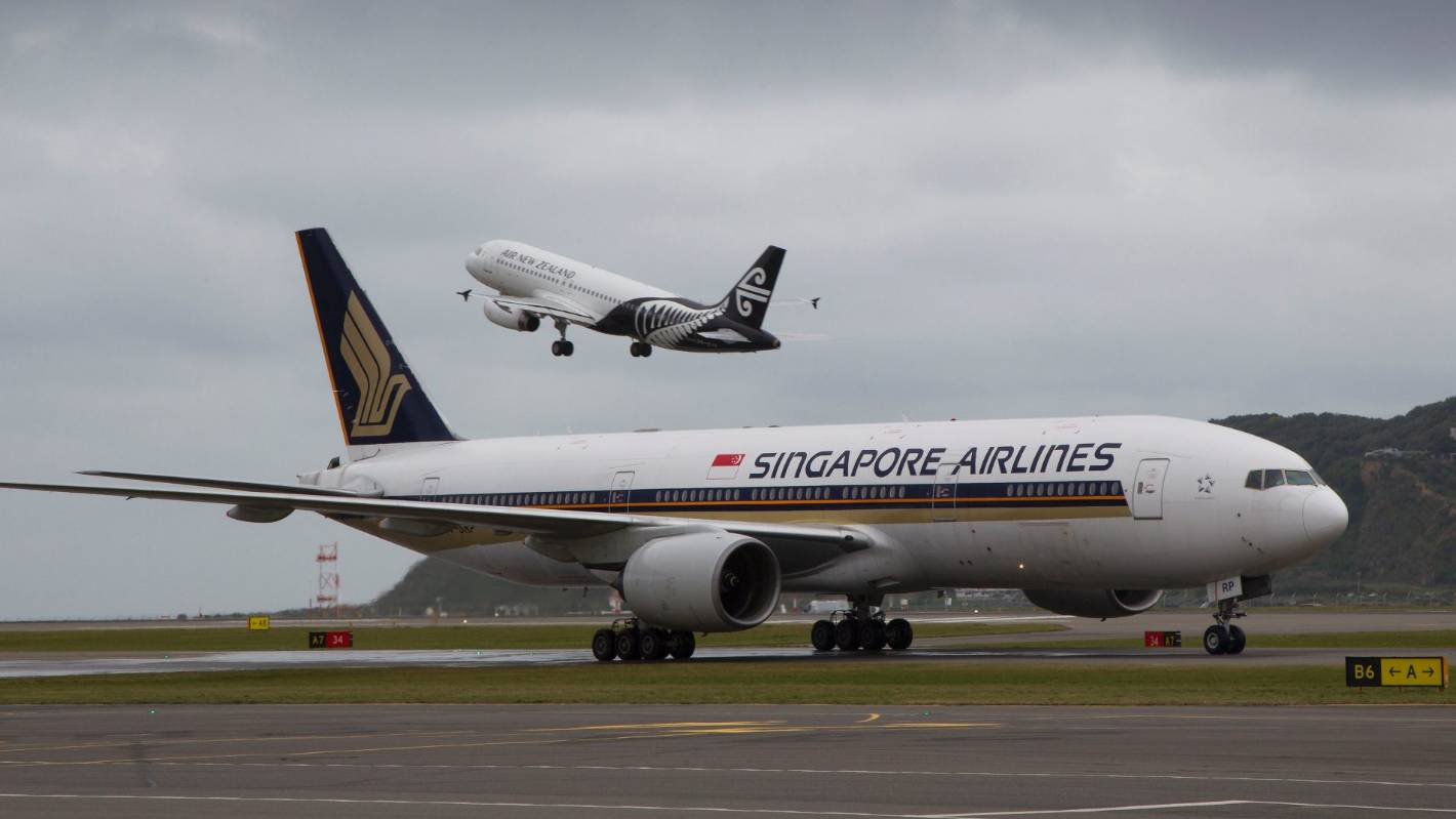 Singapore Airlines set to bring price war on Wellington to ...