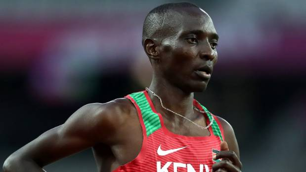 Asbel Kiprop hopes to clear his name after doping report