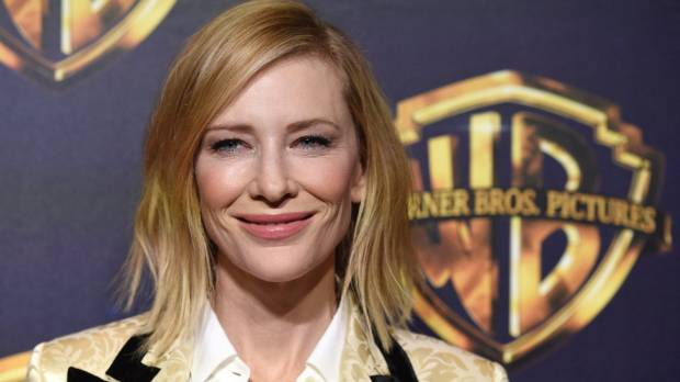 Cate Blanchett says Weinstein behaved inappropriately towards her