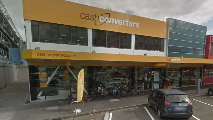 Cash Converters On Main St Was Held Up In An Aggravated Robbery