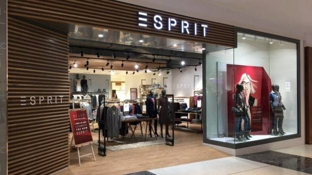 Fashion retailer Esprit to close all New Zealand and Australian stores