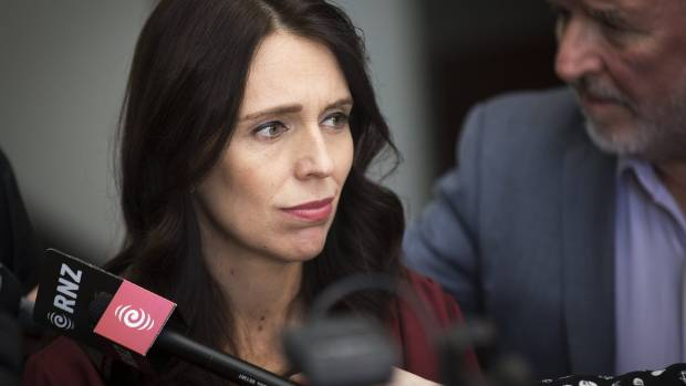 New Zealand Prime Minister Jacinda Ardern reveals details on maternity leave handover