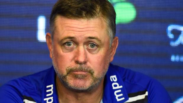 Bulldogs coach cops $27000 fine for post-match spray at NRL referees