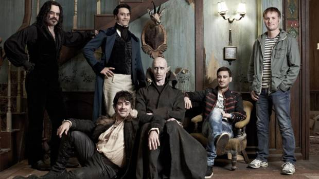 A 10-episode season of a US TV version of What We Do in the Shadows had been commissioned by FX. It is scheduled to air ...