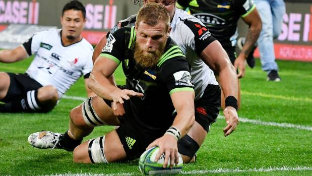 Hurricanes captain Brad Shields released early for England selection