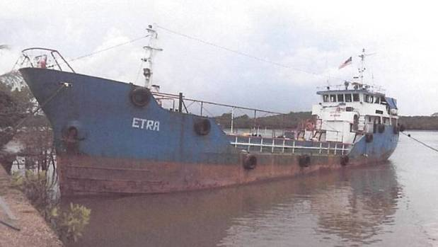 New Zealand-bound tanker smuggling Sri Lankans intercepted