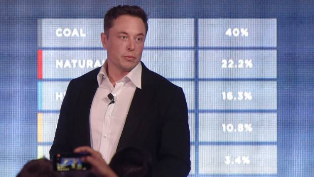 Elon Musk promises self-driving Teslas in upcoming software update