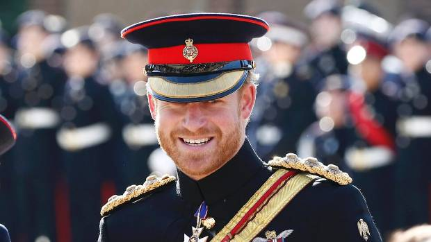 Will Prince Harry Follow Tradition And Wear A Military Uniform At His Wedding