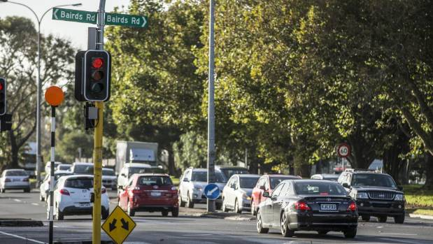 Auckland Transport To Switch On Red Light Cameras After
