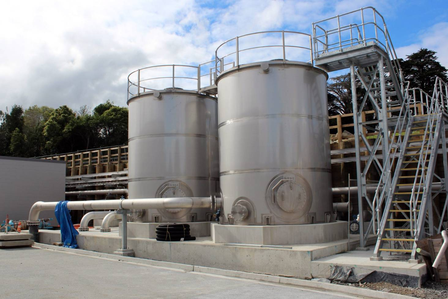 Etonnant Ask Auckland: Long Time Water Project Nearly Finished In Warkworth |  Stuff.co.nz