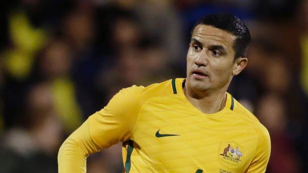 Socceroos squad named for Russia World Cup